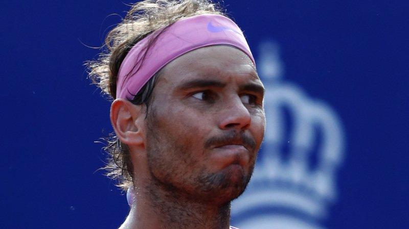 Nadal a dû batailler pendant 3h38' en finale à Barcelone.