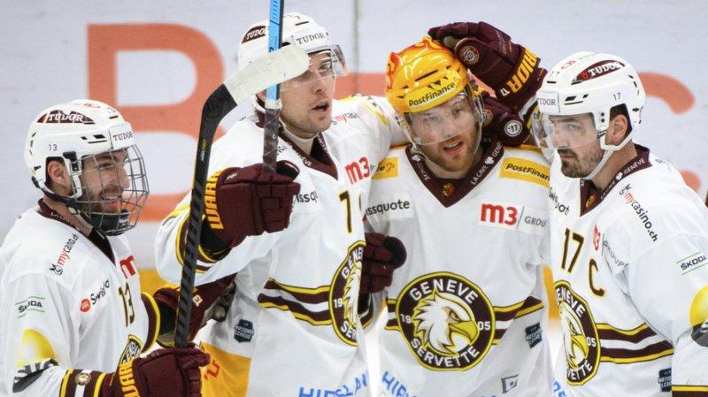 Hockey sur glace – National League: Genève toujours invaincu à Malley