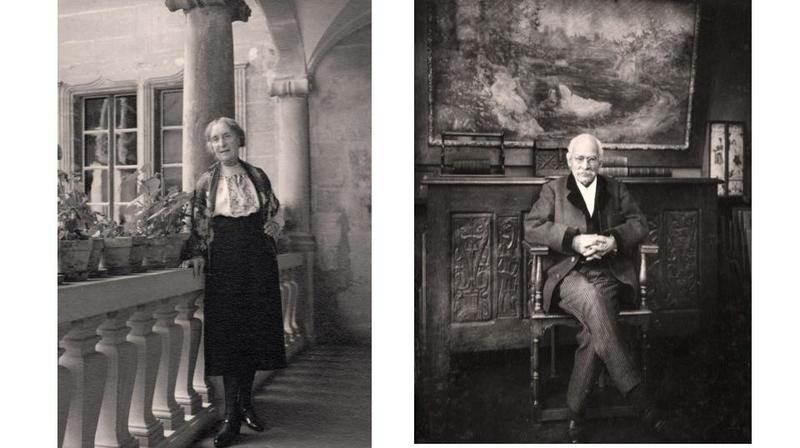 Morges: Emmeline, alter ego d'Alexis Forel, enfin exposée avec son mari
