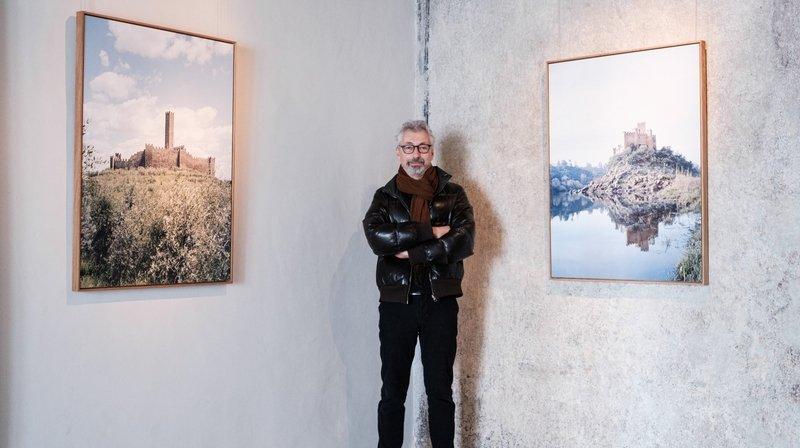 Nyon: sous son objectif, 200 châteaux d'Europe ressurgissent