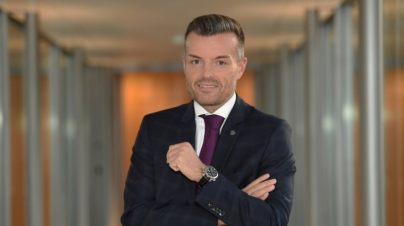 Cyril Meury, directeur régional, UBS Romandie