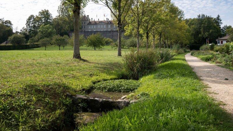 Visite guidée - Prix Wakker en allemand