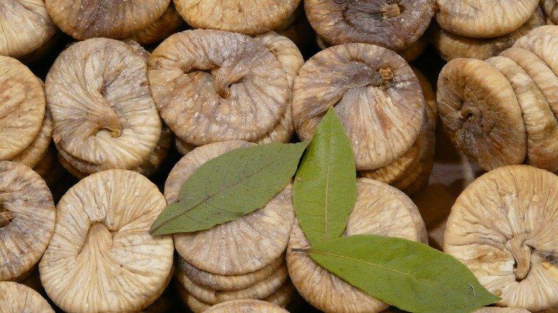 Des figues sèches présentent un risque pour la santé