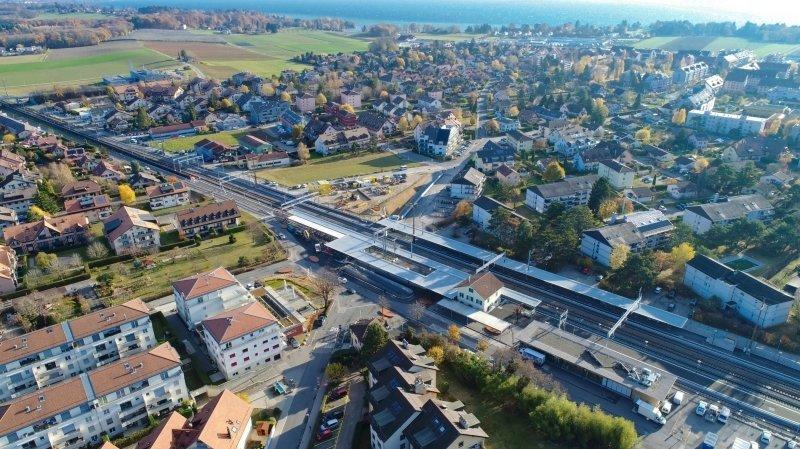 Communales 2021 – Gland: ils sont deux à viser le poste de syndic