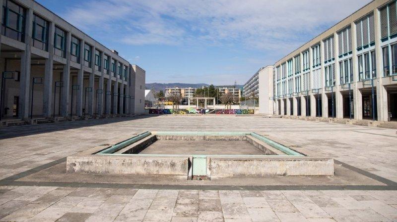 Le collège de Grand-Champ pourrait être doté d'un étage supplémentaire.