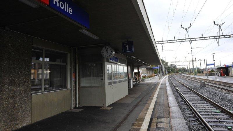 L'avenir de la gare de Rolle sous la loupe