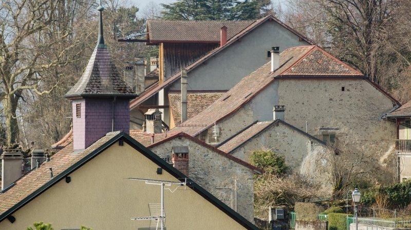 L'ancien collège de Bugnaux sera transformé en maison d'habitation.
