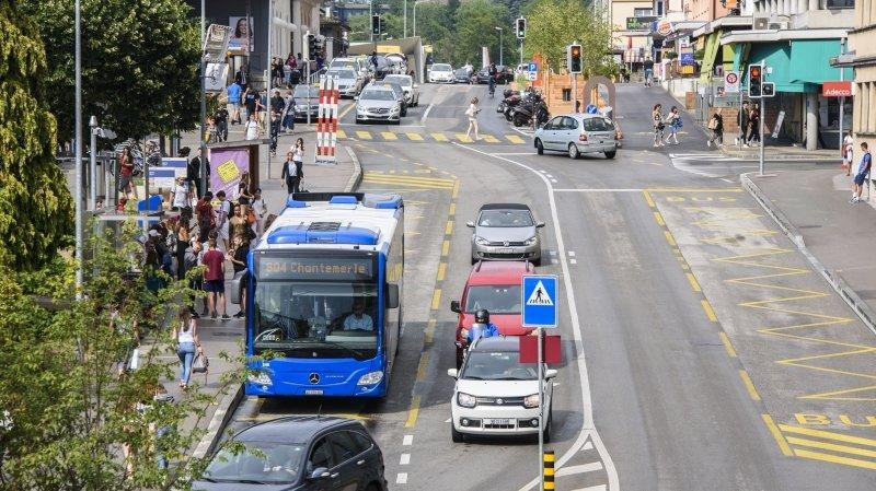 Nyon: circulation perturbée en raison de travaux à la place de la Gare