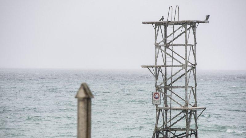 Saint-Prex: finies les plongées en eaux troubles, le plongeoir est sauvé