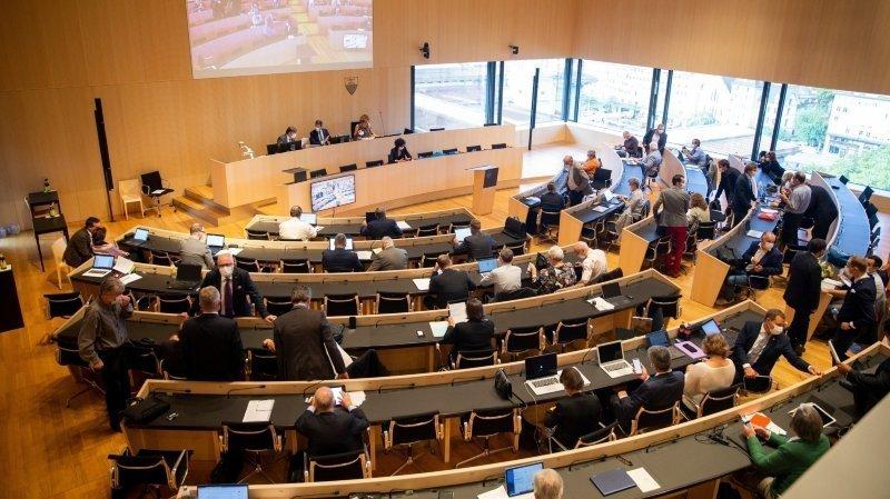 La Commission de gestion du Grand Conseil vaudois (Coges) salue le travail de l'administration durant la pandémie.