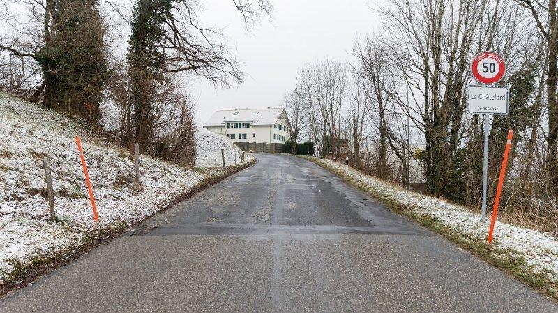 La route Bassins-La Cézille fermée dès le 12 avril