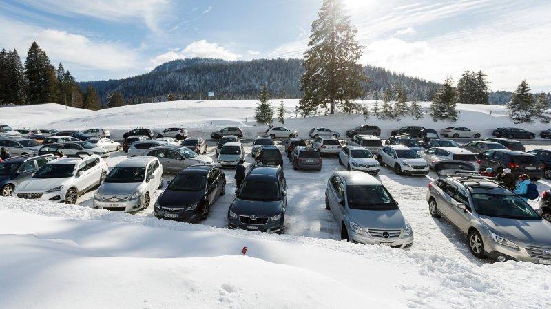 Région de Nyon: le parking de la Givrine pourra être construit