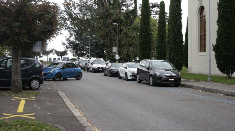 Un parking gratuit pour les Morgiens «covidés»