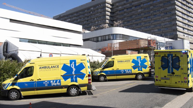 La réforme vaudoise des urgences préhospitalières veut notamment garantir l'égalité de traitement entre les ambulances publiques et privées (archives).