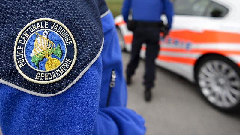 Malgré l'intervention des secours, l'homme habitant Lausanne est décédé sur place, précise dimanche la police cantonale vaudoise (illustration).