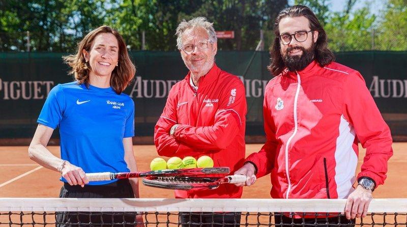 Interclubs LNB: le Tennis Club Nyon mise sur ses jeunes