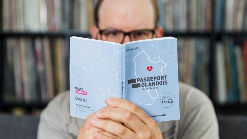 Un Passeport glandois pour les commerces locaux