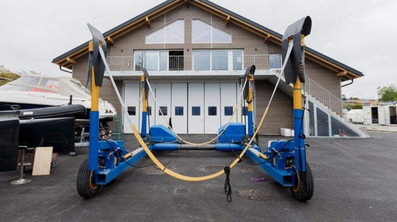 A Mies, le nouveau chantier naval mêle innovation et patrimoine