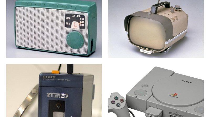 75 ans de Sony: magnéto, walkman ou PlayStation… ces innovations qui ont marqué l'histoire