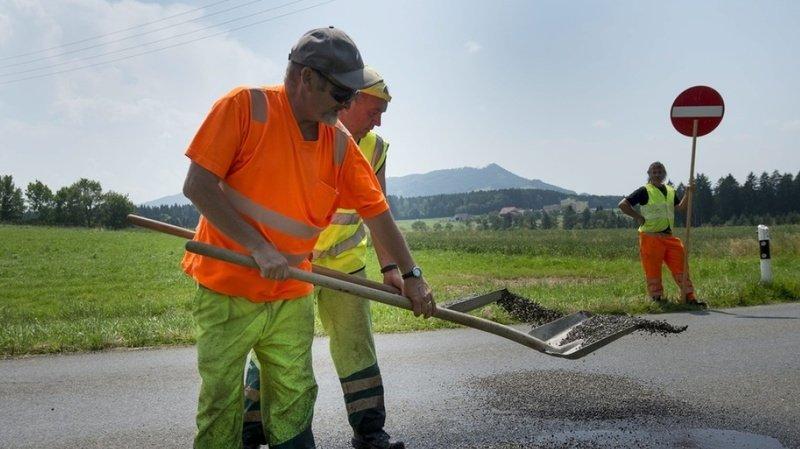 Vaud: 20 millions pour entretenir les routes du canton
