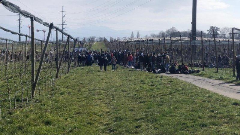 Fausses alertes à la bombe à Morges et à Lausanne: des élèves exclus