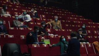 Coronavirus: aller au théâtre est à nouveau possible