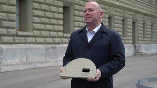 Environnement: le Palais fédéral prêt à accueillir des martinets