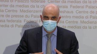Le Conseil fédéral veut des manifestations-tests dès juin