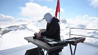Un concert au sommet des Alpes vaudoises