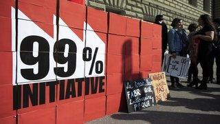 Initiative 99%: «négative pour les entreprises», selon ses opposants