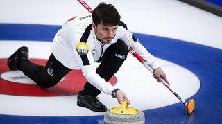 Curling: la Suisse proche de la sortie au Mondial de Calgary
