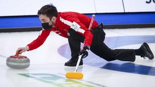 Curling: l'équipe de Suisse en bronze au championnat du monde de Calgary