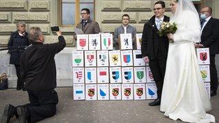 Référendum abouti: les Suisses devront voter sur le «mariage pour tous»