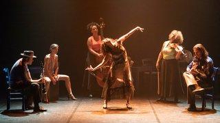 Les Clochards célestes - Cabaret Rebetiko
