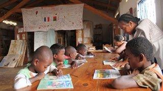 Pâtisseries en faveur des écoles de Madagascar