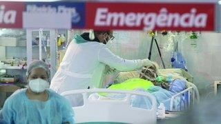 Coronavirus: la vigilance est requise en Suisse face au variant brésilien
