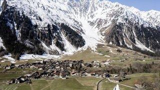 Loi sur le CO2: en montagne, la peur des éboulis