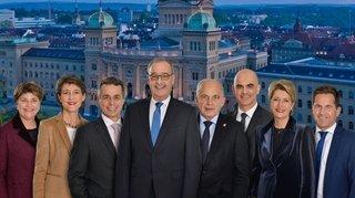 Accord-cadre: le Conseil fédéral se déchire sur l'Europe