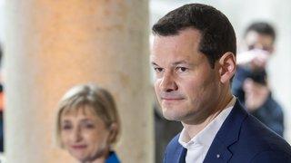 Genève: Pierre Maudet retrouve du travail