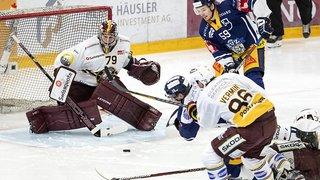 Hockey – National League: Genève-Servette s'incline à Zoug sur la plus petite des marges