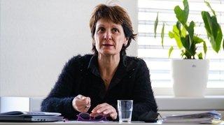 Gland: Christine Girod est la nouvelle syndique