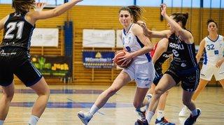 Face à Hélios, Nyon Basket Féminin rate le coche