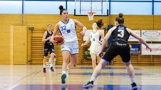 Le Nyon Basket Féminin tombe dans le piège argovien