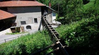 Saint-George: la commune rachète son emblématique moulin