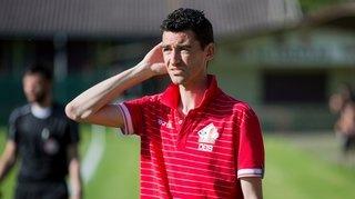 L'entraîneur Damien Berger-Sabbatel quitte Forward Morges
