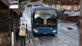 La ligne de bus 805 entre Nyon et Prangins est-elle maudite?