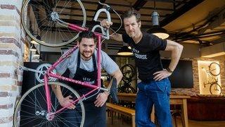 Nyon: des vélos retapés pour les festivals