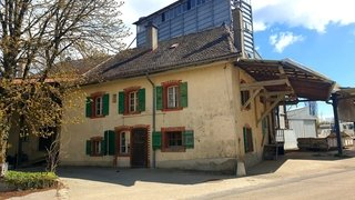 Luins: le moulin du Vernay sera démoli
