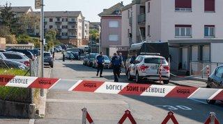 Neuchâtel: une femme de 34 ans tuée à l'arme blanche à Peseux