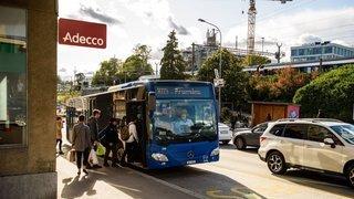 Vaud: une initiative pour des transports publics gratuits